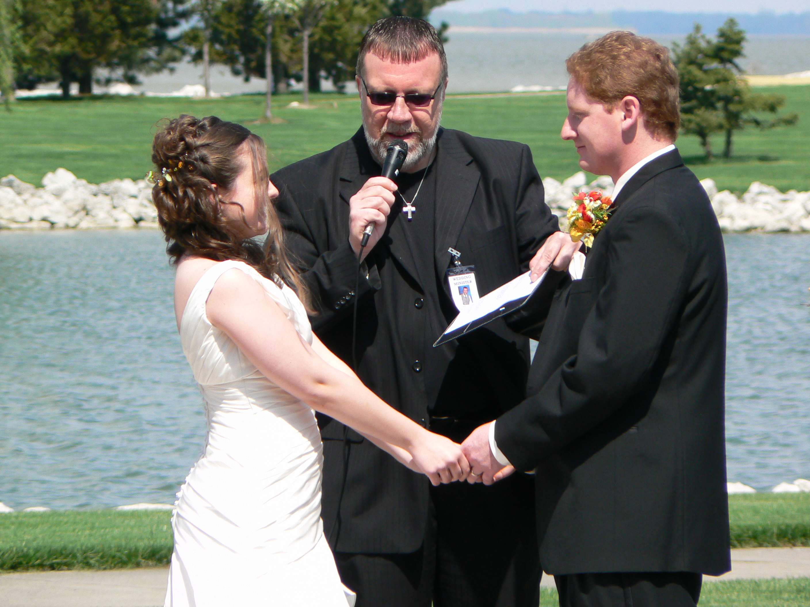 reverend simon is the founder of toledo wedding officiant is an ohio licensed wedding officiant and been a part of over 600 weddings in nearly 30 years in